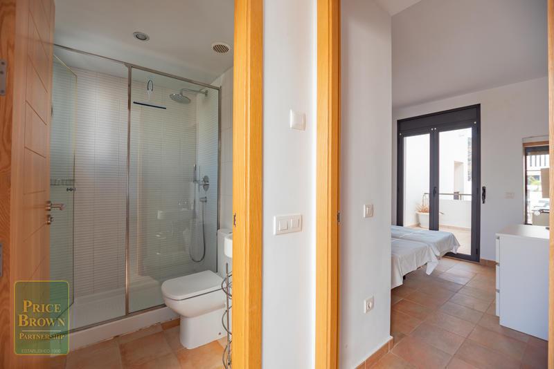 SZ: Townhouse for Rent in Mojácar, Almería