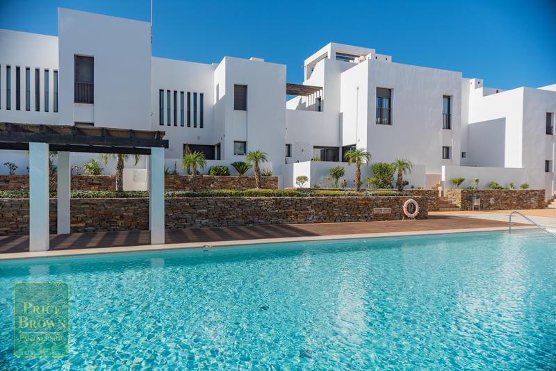 Duplex en Mojácar, Almería